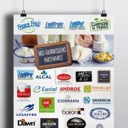 Affiches publicitaires campagne de france